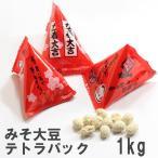 みそ大豆テトラパック 1kg 南風堂 業務用 九州産フクユタカ 個包装