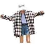 YiTong レディース ブラウス トップス シャツ ワイシャツ 春 チェック柄 ゆったり カジュアル 上着 トップス 韓国風 長袖 スリム 可愛い