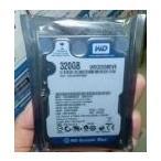 (未使用品)WesternDigital WD3200BEVE ScorpioBlue 2.5inch 5400rpm 320GB 8MB PATA