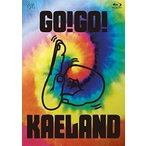 KAELA presents GO!GO! KAELAND 2014 -10years anniversary-(Blu-ray初回盤(未使用の新古品)