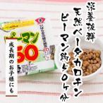 納豆 たれ 納豆菌 お取り寄せ 敬老の日 水戸納豆 ピーマン50 50g×2パック 16セット