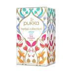 PUKKA(パッカ) 有機ハーブティー 5種類 セレクションボックス 2g×20袋 [カフェインフリー/ノンカフェイン/ハーブティー/紅茶/有機/ティーバッグ]