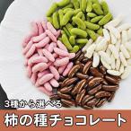 柿の種チョコ 選べる3種類の 柿の種チョコレート メール便 【12月25日以降順次発送】