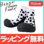 Baby feet (ベビーフィート) アニマルダルメシアン 11.5cm ベビーシューズ ベビースニーカー ファーストシューズ トレーニングシューズ