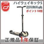 Scoot&Ride スクート&ライド ハイウェイキック 5 アッシュ キッズスクーター キックボード