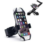 Bike Phone Mount for Any Smart Phone: Compatible with Apple Phone, Samsung