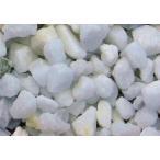 寒水石18kg 高級庭園用天然玉砂利