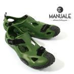 マヌアーレ All-Terrain SANDAL(オールテレイン サンダル) S グリーン