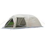 テント キャプテンスタッグ モンテ スクリーン2ルームドームテント(オルディナスクリーンツールームドームテント限定色モデル)