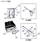ツーバーナー コールマン(Coleman) 【パーツ】 No.13 TANK COMPLETE タンクコンプリート