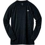 フィッシングウェア ダイワ DU-3502S ブレスマジック(R)長袖シャツ (ライトウェイト) L ブラック