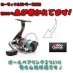 スピニングリール アブガルシア カーディナル S1000糸付き