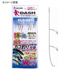 投げ釣り用品 ナカジマ DASH 遠投カゴ釣り仕掛 6号