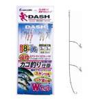 投げ釣り用品 ナカジマ DASH 遠投カゴ釣り仕掛 8号