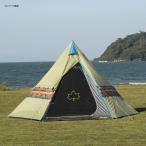 テント ロゴス ナバホTepee 400