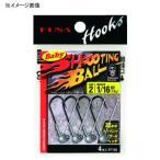 フック・シンカー・オモリ FINA ベイビーシューティング ボール 1-3/16oz