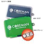 フィッシングケース コアマン コンパクトフォームケース #003 グリーン