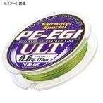 ルアー釣り用PEライン サンライン ソルトウォータースペシャル PEエギ ULT 240m単品 0.5号