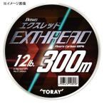 ルアー用フロロライン 東レインターナショナル バウオ エクスレッド(ボリュームアップタイプ) 300m 4lb ナチュラル