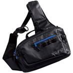 タックルバッグ シマノ BS-211P XEFO スリングショルダーバッグ XT ブラック×ブルー