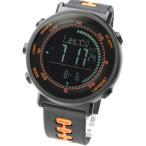 時計 ラドウェザー WEATHER MASTER(ウェザーマスター) オレンジ×反転液晶