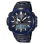 ショッピング時計 時計 プロトレック 【国内正規品】PRW-6100YT-1BJF 10気圧防水 電波ソーラー