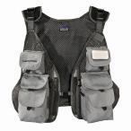 フィッシングベスト パタゴニア Convertible Vest(コンバーティブル ベスト) ワンサイズ FGE(Forge Grey)