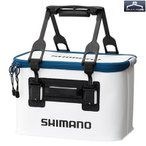 タックルバッグ シマノ BK-016Q バッカン EV 33cm ホワイト