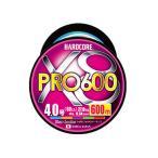 ルアー釣り用PEライン デュエル HARDCORE X8 PRO(ハードコア X8プロ) 600m 3.0号 5色マーキング
