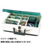 タックルボックス プラノ PLANO 1119-06 サンドストーン&グリーン