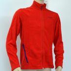 ジャケット(メンズ) QUECHUA FORCLAZ 200 メンズ フリース フルジップ ジャケット L RED