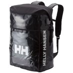 ショッピングバックパック デイパック・バックパック ヘリーハンセン HY91727 BIG MAP BAG 35L K(ブラック)