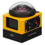 光学機器 コダックピクスプロ SP360 アクションカメラ 本体 Wifi内蔵 VR撮影可能