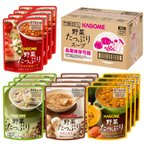 非常食/保存食・保存水 カゴメ カゴメ 野菜たっぷりスープセット SO-50 4種×4個入り