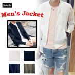 ショッピング春夏 メンズ MA-1 シャツ ジャケット ブルゾン エムエーワン ma 1 爽やか 夏 軽い 涼しい ブラック L
