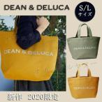 敬老の日 新作 DEAN&DELUCA ディーン&デルーカ レディース トートバッグ S/Lサイズ 大容量 2020限定品 帆布 大人気 プレゼント 送料無料