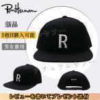 新品 ロンハーマン Ron Herman ロンハーマン RHC Ron Herman R LOGO CAP キャップ BLACK ブラック 黒 男女兼用 母の日2021