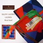 ラルフローレン ローレン ウール スカーフ・ストール/マルチLAUREN by Ralph Laurenメール便可