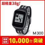 【ポイント10倍】★17年モデル★ゴルフナビ 腕時計型 ゴルフGPS 距離測定器 ファインキャディ(FineCaddie) M300<ブラック>