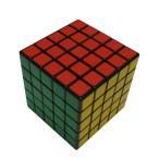 立体パズル キューブ型パズル 5×5×5 頭の体操 マスター偏