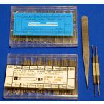 腕時計ベルト バンド用ばね棒(8mm〜25mm)+割りピン(6mm〜23mm) +ばね棒はずし2本セット