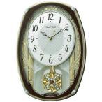 からくり時計 スモールワールドレジーナ Small World 絡繰時計 スワロフスキー クリスタル使用飾り振子付