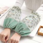 秋と冬のかわいいロングスリーブは、オフィス汚れの悪い袖をカバー #14