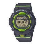 送料無料 CASIO G-SHOCK G-SQUAD GBD-800-8 Bluetooth ブルートゥース モバイルリンク アスリート スポーツ スマートフォンリンク ブラック GBD-800