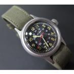 【トロフィークロージング】 ミリタリーパイロットウォッチ/腕時計 ブラック文字盤 TROPHY CLOTHING MIL PILOT WATCH TR-W01
