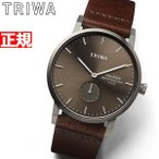 店内ポイント最大35倍!本日限定!トリワ TRIWA 腕時計 メンズ レディース BRONZE FALKEN FAST124-CL110412