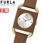 店内ポイント最大28倍!フルラ Furla 腕時計 レディース フルラアルコスクエア FURLA ARCO SQUARE WW00017002L2