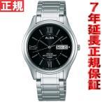 本日ポイント最大29倍!29日23時59分まで! セイコー アルバ ソーラー 腕時計 メンズ ペアウォッチ AEFD553 SEIKO