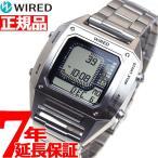 本日ポイント最大21倍! ワイアード WIRED 腕時計 メンズ AGAM401 セイコー