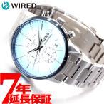 店内ポイント最大29倍! ワイアード WIRED neel限定 メンズノンノ WEB掲載モデル 腕時計 メンズ TOKYO SORA AGAT736 セイコー